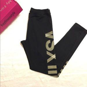 Victoria's Secret Sport Black Leggings